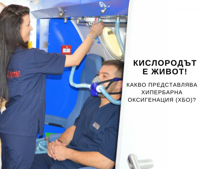 кислородна терапия